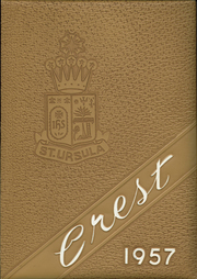 1957 Edition, St Ursula Academy - Crest Yearbook (Cincinnati, OH)
