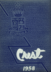 1958 Edition, St Ursula Academy - Crest Yearbook (Cincinnati, OH)