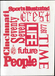 1977 Edition, St Ursula Academy - Crest Yearbook (Cincinnati, OH)