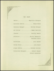 Page 11, 1937 Edition, Webster Township High School - Web Yearbook (Scotch Ridge, OH) online yearbook collection