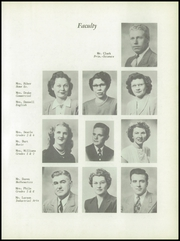 Page 17, 1950 Edition, Webster Township High School - Web Yearbook (Scotch Ridge, OH) online yearbook collection