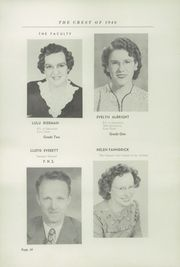 Page 14, 1946 Edition, Fairfield High School - Comet Yearbook (Columbiana, OH) online yearbook collection