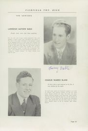 Page 17, 1946 Edition, Fairfield High School - Comet Yearbook (Columbiana, OH) online yearbook collection