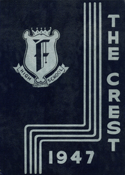 Page 1, 1947 Edition, Fairfield High School - Comet Yearbook (Columbiana, OH) online yearbook collection