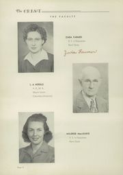 Page 12, 1947 Edition, Fairfield High School - Comet Yearbook (Columbiana, OH) online yearbook collection