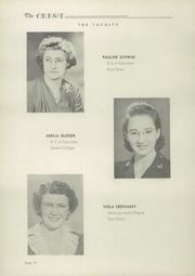 Page 14, 1947 Edition, Fairfield High School - Comet Yearbook (Columbiana, OH) online yearbook collection