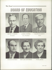 Page 12, 1957 Edition, Fairfield High School - Comet Yearbook (Columbiana, OH) online yearbook collection