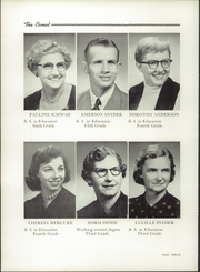 Page 16, 1957 Edition, Fairfield High School - Comet Yearbook (Columbiana, OH) online yearbook collection