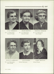 Page 17, 1957 Edition, Fairfield High School - Comet Yearbook (Columbiana, OH) online yearbook collection