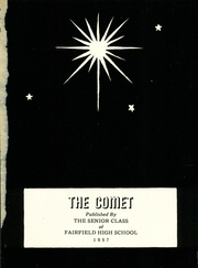 Page 5, 1957 Edition, Fairfield High School - Comet Yearbook (Columbiana, OH) online yearbook collection