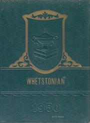 Page 1, 1950 Edition, Whetstone Township High School - Whetstonian Yearbook (Bucyrus, OH) online yearbook collection