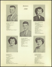 Page 11, 1950 Edition, Whetstone Township High School - Whetstonian Yearbook (Bucyrus, OH) online yearbook collection