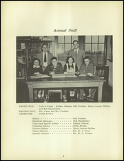 Page 12, 1950 Edition, Whetstone Township High School - Whetstonian Yearbook (Bucyrus, OH) online yearbook collection