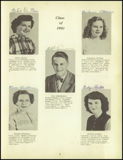Page 13, 1951 Edition, Whetstone Township High School - Whetstonian Yearbook (Bucyrus, OH) online yearbook collection