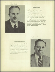 Page 6, 1951 Edition, Whetstone Township High School - Whetstonian Yearbook (Bucyrus, OH) online yearbook collection