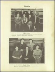 Page 9, 1951 Edition, Whetstone Township High School - Whetstonian Yearbook (Bucyrus, OH) online yearbook collection