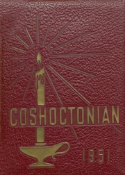 Page 1, 1951 Edition, Coshocton County High Schools - Coshoctonian Yearbook (Coshocton County, OH) online yearbook collection