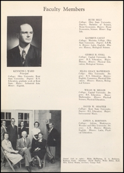 Page 10, 1951 Edition, Coshocton County High Schools - Coshoctonian Yearbook (Coshocton County, OH) online yearbook collection