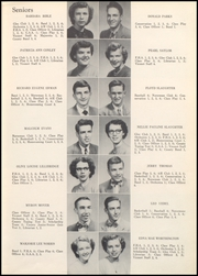 Page 11, 1951 Edition, Coshocton County High Schools - Coshoctonian Yearbook (Coshocton County, OH) online yearbook collection