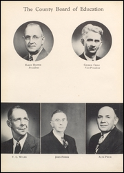 Page 6, 1951 Edition, Coshocton County High Schools - Coshoctonian Yearbook (Coshocton County, OH) online yearbook collection