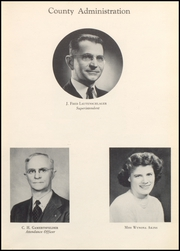Page 7, 1951 Edition, Coshocton County High Schools - Coshoctonian Yearbook (Coshocton County, OH) online yearbook collection