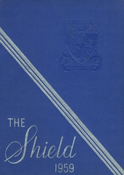 1959 Edition, St Augustine Academy - Shield Yearbook (Lakewood, OH)