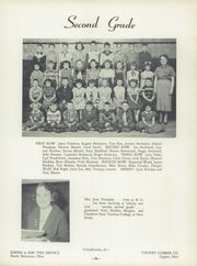 Page 39, 1955 Edition, Liberty Township High School - Pioneer Yearbook (Rudolph, OH) online yearbook collection