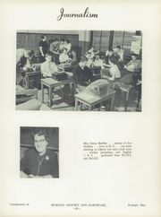 Page 41, 1955 Edition, Liberty Township High School - Pioneer Yearbook (Rudolph, OH) online yearbook collection