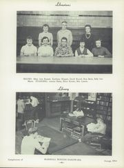 Page 49, 1955 Edition, Liberty Township High School - Pioneer Yearbook (Rudolph, OH) online yearbook collection