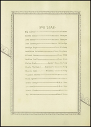 Page 7, 1941 Edition, Union Local High School - Unorama Yearbook (Mansfield, OH) online yearbook collection