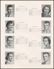 Page 13, 1956 Edition, Mark Center High School - Eaglette Yearbook (Mark Center, OH) online yearbook collection