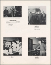 Page 6, 1956 Edition, Mark Center High School - Eaglette Yearbook (Mark Center, OH) online yearbook collection