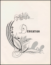 Page 7, 1956 Edition, Mark Center High School - Eaglette Yearbook (Mark Center, OH) online yearbook collection