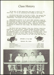 Page 11, 1957 Edition, Mark Center High School - Eaglette Yearbook (Mark Center, OH) online yearbook collection