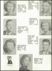 Page 13, 1957 Edition, Mark Center High School - Eaglette Yearbook (Mark Center, OH) online yearbook collection