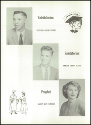 Page 14, 1957 Edition, Mark Center High School - Eaglette Yearbook (Mark Center, OH) online yearbook collection