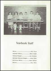 Page 39, 1957 Edition, Mark Center High School - Eaglette Yearbook (Mark Center, OH) online yearbook collection