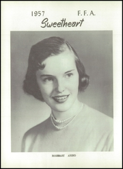 Page 40, 1957 Edition, Mark Center High School - Eaglette Yearbook (Mark Center, OH) online yearbook collection
