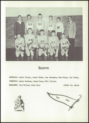 Page 49, 1957 Edition, Mark Center High School - Eaglette Yearbook (Mark Center, OH) online yearbook collection