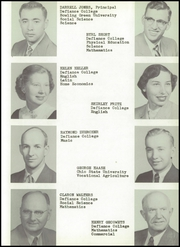 Page 9, 1957 Edition, Mark Center High School - Eaglette Yearbook (Mark Center, OH) online yearbook collection
