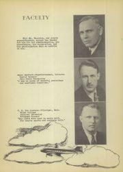 Page 10, 1937 Edition, Monclova High School - Monclovian Yearbook (Monclova, OH) online yearbook collection