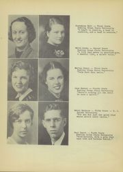 Page 11, 1937 Edition, Monclova High School - Monclovian Yearbook (Monclova, OH) online yearbook collection