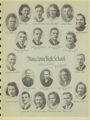 Page 11, 1941 Edition, Monclova High School - Monclovian Yearbook (Monclova, OH) online yearbook collection