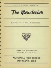 Page 3, 1941 Edition, Monclova High School - Monclovian Yearbook (Monclova, OH) online yearbook collection