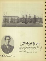 Page 4, 1941 Edition, Monclova High School - Monclovian Yearbook (Monclova, OH) online yearbook collection