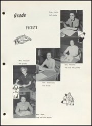 Page 15, 1955 Edition, Nashville High School - Bon Voyage Yearbook (Nashville, OH) online yearbook collection