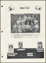 Page 9, 1955 Edition, Nashville High School - Bon Voyage Yearbook (Nashville, OH) online yearbook collection