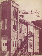 Page 1, 1954 Edition, New Haven High School - Yellow Jacket Yearbook (New Haven, OH) online yearbook collection