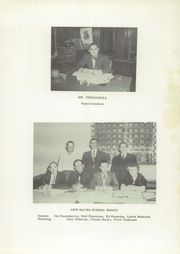 Page 15, 1954 Edition, New Haven High School - Yellow Jacket Yearbook (New Haven, OH) online yearbook collection