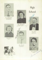 Page 17, 1954 Edition, New Haven High School - Yellow Jacket Yearbook (New Haven, OH) online yearbook collection